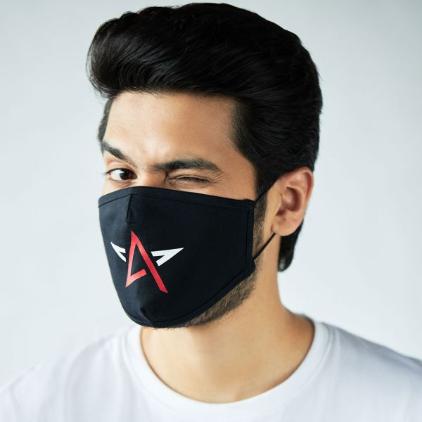 Monogram Mask